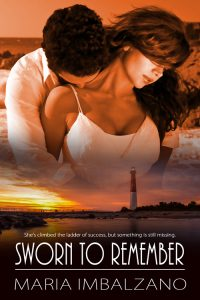 Sworn to Remember Cover by Maria Imbalzano