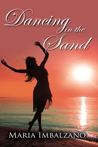 Dancing in the Sand Cover by Maria Imbalzano