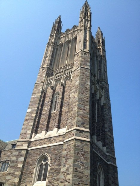 Cleveland Tower with 5 octave carillon