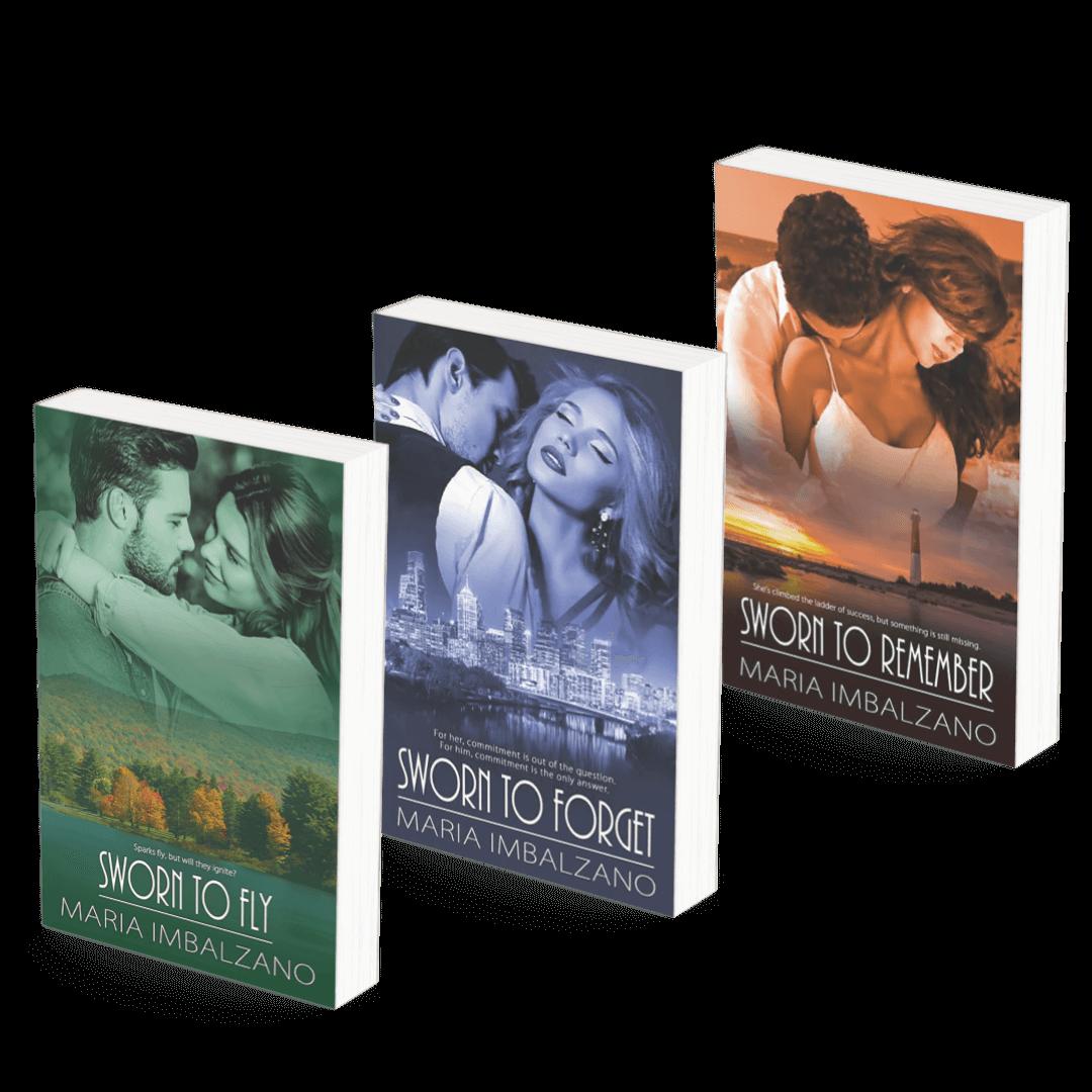 Sworn Series 3 books