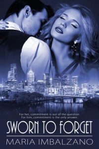 Sworn to Forget Cover by Maria Imbalzano
