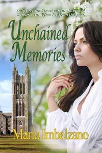 Unchained Memories Cover by Maria Imbalzano